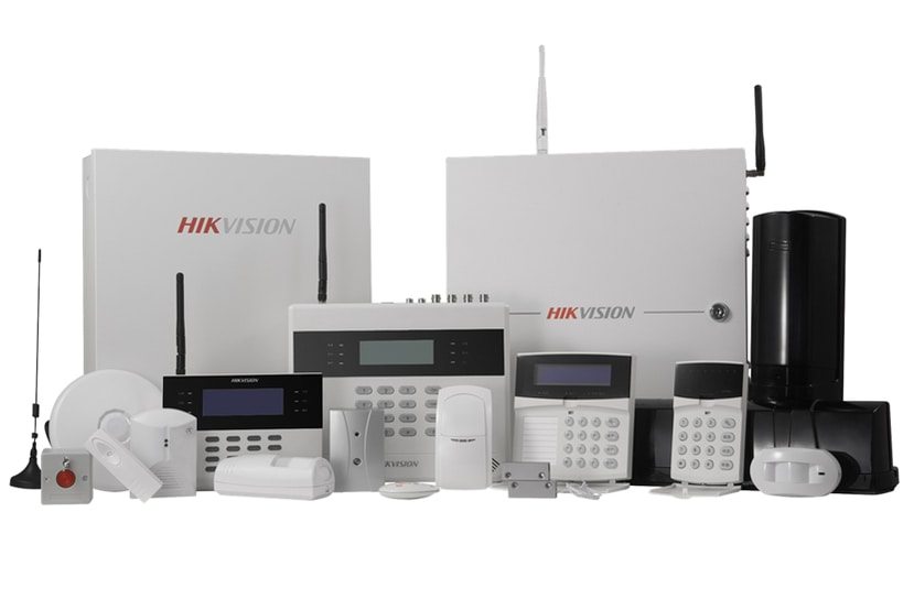 Wireless home alarm system St Davids