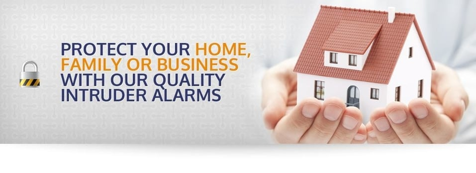 Wireless home alarm system Canterbury