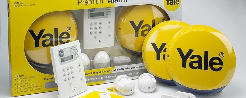 Smart Yale Alarm installation Systems