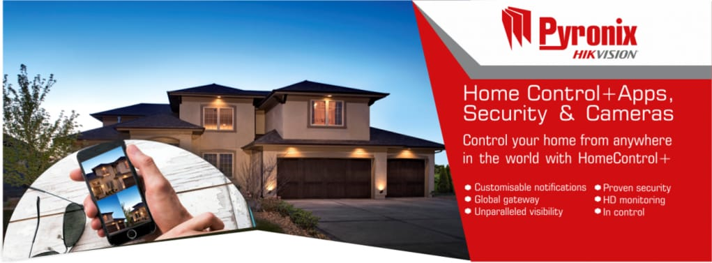 Wireless Hikvision Alarm Systems