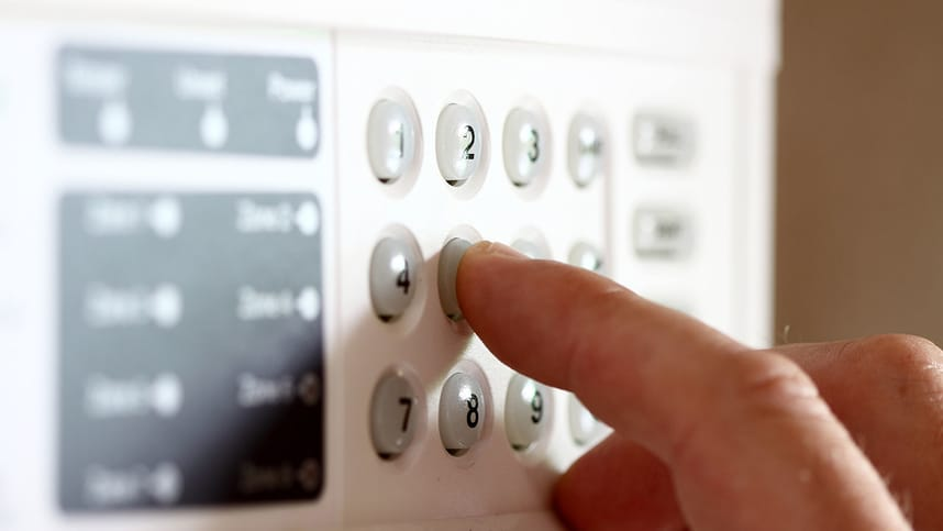 Wireless Home Alarm Installers