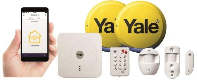 Wireless Yale Alarm Installation