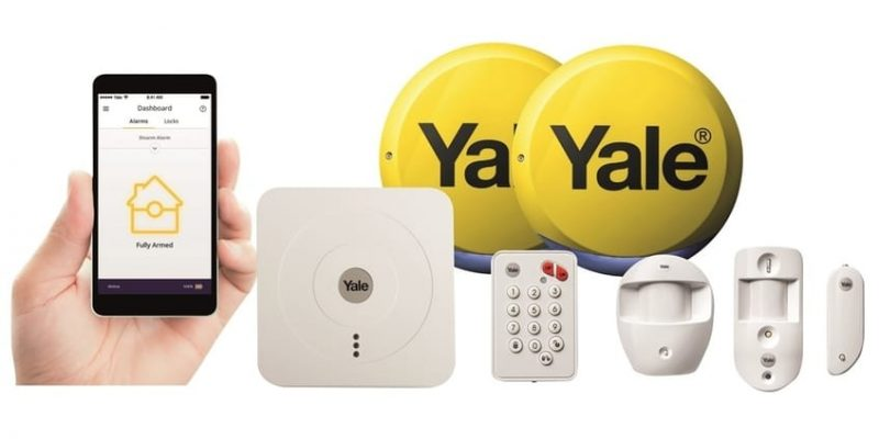 Wireless Yale Alarm Installation