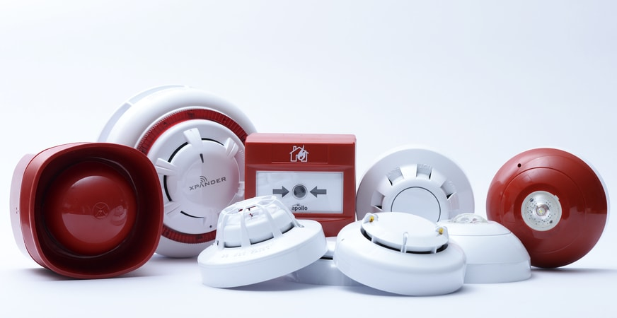 Wireless home alarm system Bath