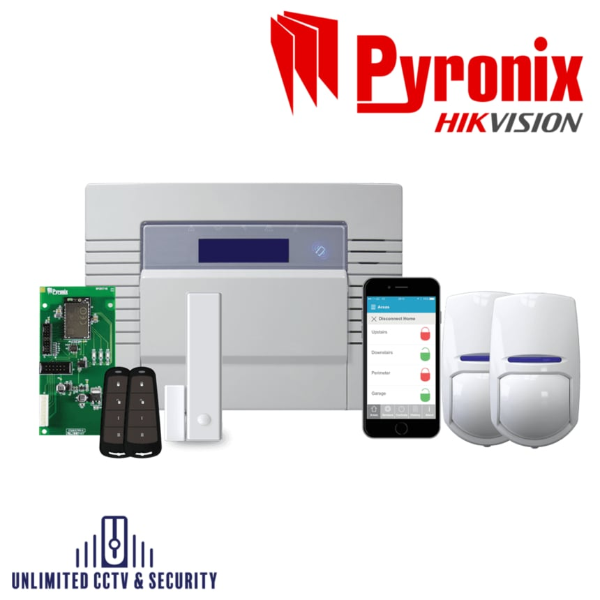 Wireless Home Alarm System Brayton