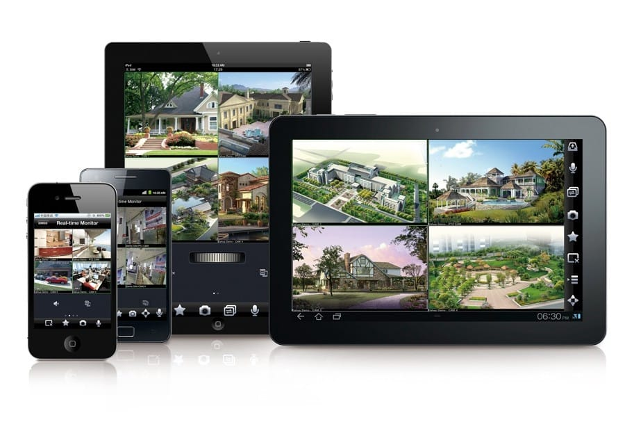 CCTV Camera Systems On Your Phones