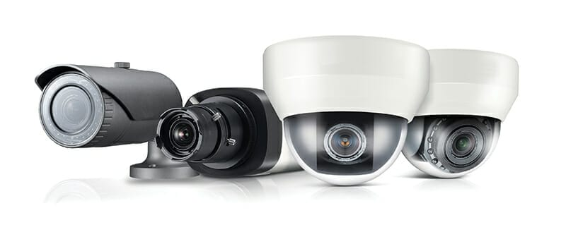 CCTV Camera Systems Abbey Hey