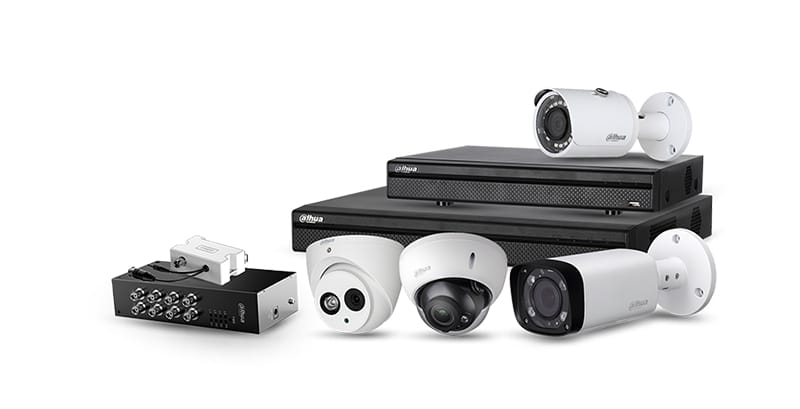 CCTV Installation Services in